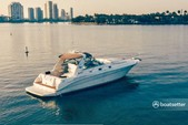 44 ft. Sea Ray Boats 420 Aft Cabin Cruiser Boat Rental Miami Image 3