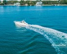44 ft. Sea Ray Boats 420 Aft Cabin Cruiser Boat Rental Miami Image 4