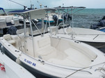 21 ft. Sea Hunt Boats Triton 207 Center Console Boat Rental The Keys Image 2