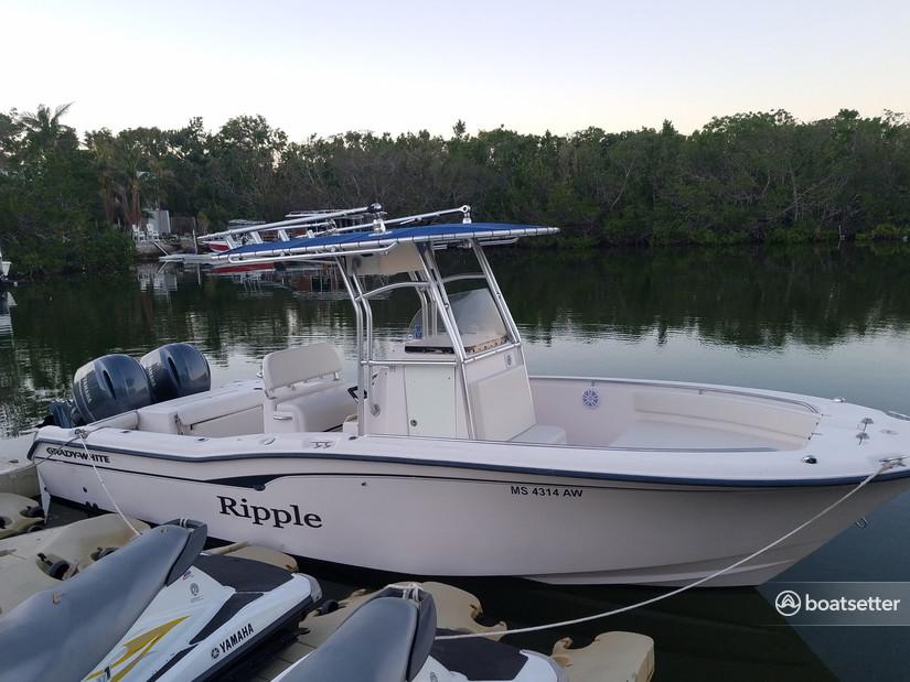Rent a Grady-White Boats center console in Islamorada, FL near me
