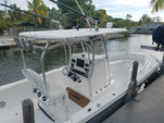 26 ft. Evidence 26CC w/F200 TX Center Console Boat Rental The Keys Image 1