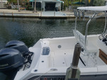 26 ft. Evidence 26CC w/F200 TX Center Console Boat Rental The Keys Image 5