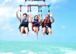 60 ft. Other Parasailing Package Bow Rider Boat Rental The Keys Image 1