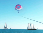 60 ft. Other Parasailing Package Bow Rider Boat Rental The Keys Image 6