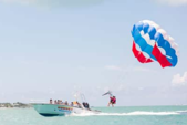 60 ft. Other Parasailing Package Bow Rider Boat Rental The Keys Image 9