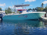 24 ft. Release Boats 301RX Center Console Boat Rental The Keys Image 1