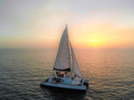 65 ft. Catamaran Cruiser Luxury Catamaran  Catamaran Boat Rental The Keys Image 3
