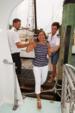 55 ft. Catamaran Cruiser Luxury Catamaran  Catamaran Boat Rental The Keys Image 4