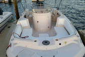 22 ft. Hurricane Boats FD 226 CC Deck Boat Boat Rental The Keys Image 2
