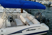 22 ft. Hurricane Boats FD 226 CC Deck Boat Boat Rental The Keys Image 1