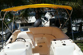 20 ft. Hurricane Boats FD 216F Deck Boat Boat Rental The Keys Image 2
