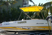 20 ft. Hurricane Boats FD 216F Deck Boat Boat Rental The Keys Image 3