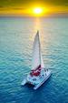 65 ft. Catamaran Cruiser Luxury Catamaran  Catamaran Boat Rental The Keys Image 2