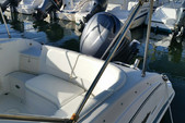 24 ft. Hurricane Boats SD 2400 Deck Boat Boat Rental The Keys Image 2