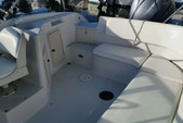 24 ft. Hurricane Boats SD 2400 Deck Boat Boat Rental The Keys Image 3