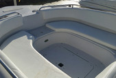 24 ft. Hurricane Boats SD 2400 Deck Boat Boat Rental The Keys Image 4