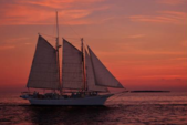 80 ft. Sail Boat  Classic Boat Rental The Keys Image 2