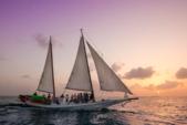43 ft. Schooner Schooner Boat Rental The Keys Image 2