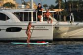 44 ft. Leopard 44 Catamaran Boat Rental The Keys Image 3