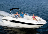 24 ft. Stingray Boats 235LR Open Bow Bow Rider Boat Rental Tampa Image 3