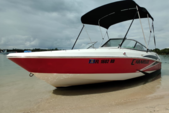 17 ft. Caravelle Powerboats 17EBo 4-S  Bow Rider Boat Rental Miami Image 1