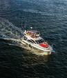 40 ft. Azimut Yachts 39 Flybridge Boat Rental Miami Image 3