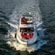 40 ft. Azimut Yachts 39 Flybridge Boat Rental Miami Image 4