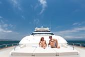 105 ft. Azimut Yachts 105 Motor Yacht Boat Rental Miami Image 6