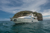 105 ft. Azimut Yachts 105 Motor Yacht Boat Rental Miami Image 1