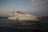 105 ft. Azimut Yachts 105 Motor Yacht Boat Rental Miami Image 31