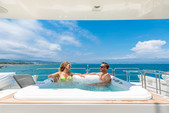 105 ft. Azimut Yachts 105 Motor Yacht Boat Rental Miami Image 60