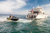 105 ft. Azimut Yachts 105 Motor Yacht Boat Rental Miami Image 2