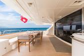 105 ft. Azimut Yachts 105 Motor Yacht Boat Rental Miami Image 65