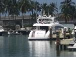 103 ft. Maiora Yachts Motor Yacht Boat Rental Miami Image 3