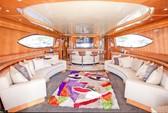 103 ft. Maiora Yachts Motor Yacht Boat Rental Miami Image 4