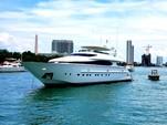103 ft. Maiora Yachts Motor Yacht Boat Rental Miami Image 11