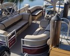 24 ft. Sun Tracker by Tracker Marine Party Barge 24 DLX w/150ELPT 4-S Pontoon Boat Rental Miami Image 6
