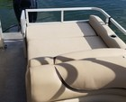 26 ft. Sun Tracker by Tracker Marine Party Barge 24 DLX w/90ELPT 4-S Pontoon Boat Rental Miami Image 1