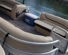 26 ft. Sun Tracker by Tracker Marine Party Barge 24 DLX w/90ELPT 4-S Pontoon Boat Rental Miami Image 5