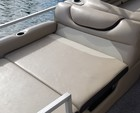 26 ft. Sun Tracker by Tracker Marine Party Barge 24 DLX w/90ELPT 4-S Pontoon Boat Rental Miami Image 8