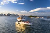 40 ft. Azimut Yachts 39 Flybridge Boat Rental Miami Image 1