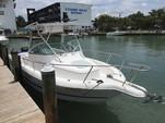 27 ft. Pro-Line Boats 25 Walkaround Offshore Sport Fishing Boat Rental Sarasota Image 2
