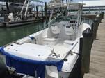 27 ft. Pro-Line Boats 25 Walkaround Offshore Sport Fishing Boat Rental Sarasota Image 3