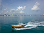 35 ft. Other cabinato 11 Cruiser Boat Rental Miami Image 1