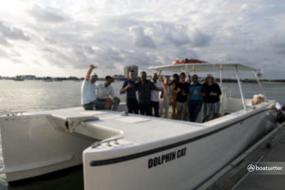 Rent a Catamaran Cruiser catamaran in West Palm Beach, FL near me