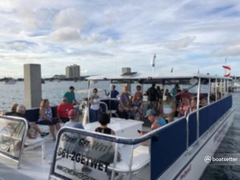 Rent a Catamaran Cruiser catamaran in Riviera Beach, FL near me