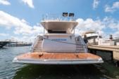 88 ft. Princess 88' Motor Yacht Boat Rental Miami Image 3
