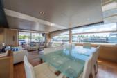 88 ft. Princess 88' Motor Yacht Boat Rental Miami Image 5