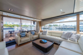 88 ft. Princess 88' Motor Yacht Boat Rental Miami Image 6