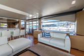 88 ft. Princess 88' Motor Yacht Boat Rental Miami Image 7